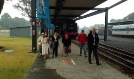Picton Train Museum Outing