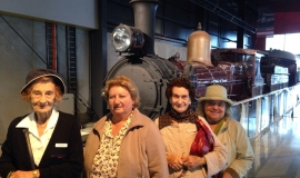 Outing - Picton Train Museum 2