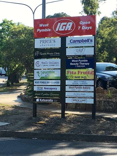 West Pymble IGA